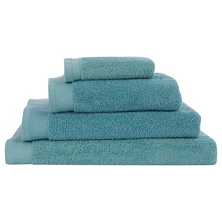 george home towel range nile blue towels bath mats. Black Bedroom Furniture Sets. Home Design Ideas