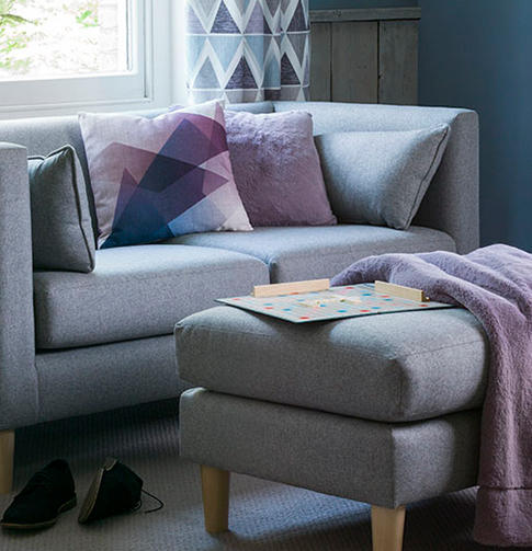 Simple and beautiful with a hint of Scandi influence, discover the Glacier trend at George.com for more home inspiration