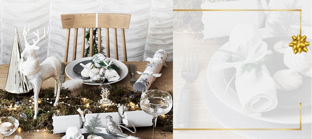 Be the talk of the table this Christmas with our festive dinnerware range at George.com