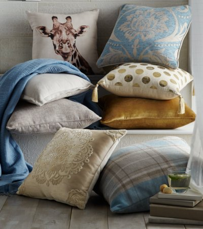 George Home Harmony Cushions Range