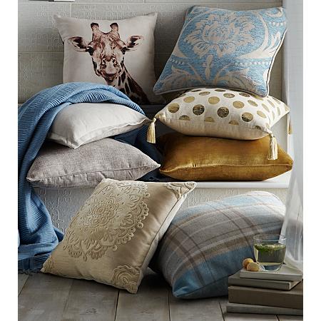 george home harmony cushions range cushions asda direct. Black Bedroom Furniture Sets. Home Design Ideas