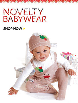 baby novelty clothing