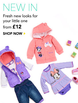 baby new in clothing