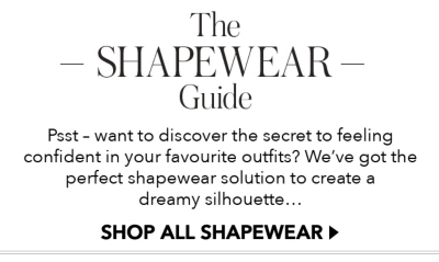 Shop all shapewear, from tights to control briefs, at George.com