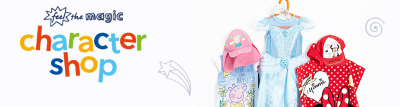 Girls character shop