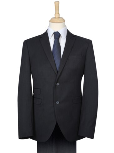 Fine Stripe Slim Fit Suit