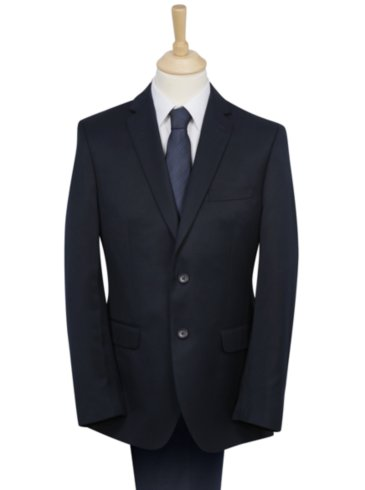Navy Regular Fit Tailor & Cutter Suit