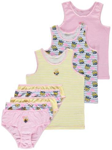 Minion Brief and Vest Set