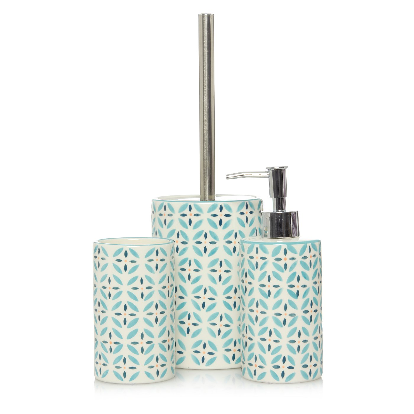 Bathroom Accessories Home  Garden George At ASDA - Bathroom accessories