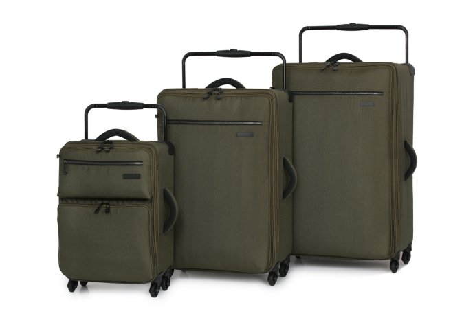 it Luggage Beech Worlds Lightest 4 Wheel