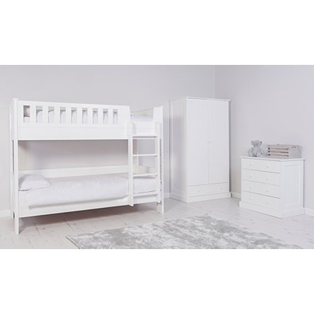 George Home Finley Kids Furniture Range White Furniture George At Asda