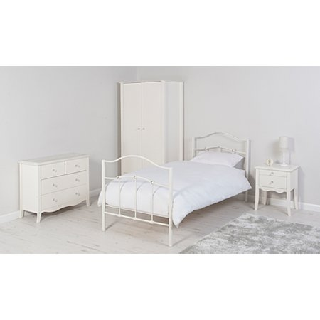 George home tia kids furniture range ivory furniture for Bedroom furniture sets george