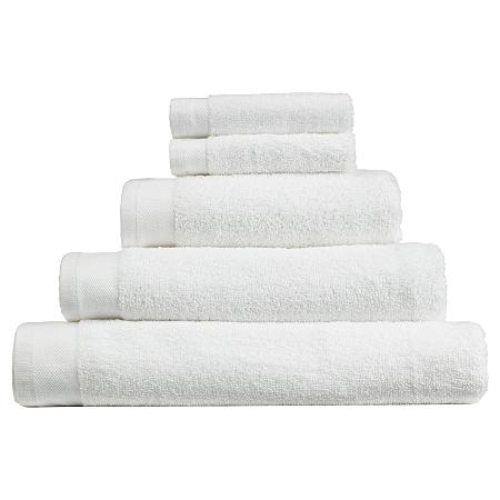 george home towel and bath mat range white towels. Black Bedroom Furniture Sets. Home Design Ideas