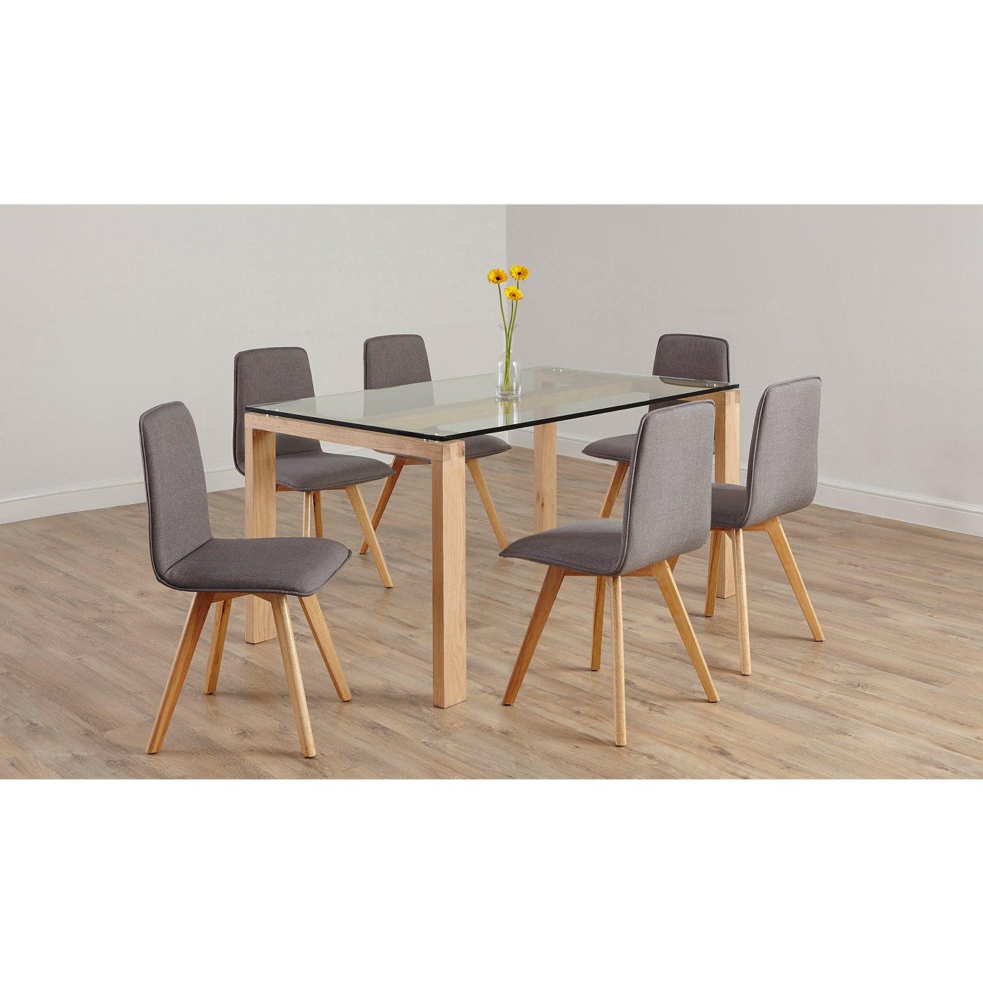 Living Room Furniture Ranges George Home Winston Living Dining Furniture Range Oak And