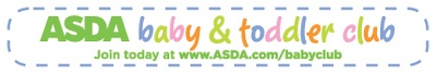 Visit the ASDA Baby and Toddler Club