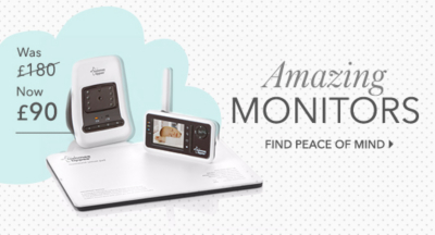 Discover a range of baby monitors at George.com