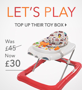 Browse a range of baby toys at George.com