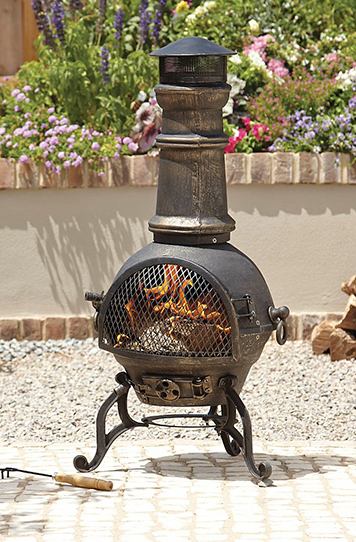 Get cosy with our selection of outdoor furniture and heaters at George.com