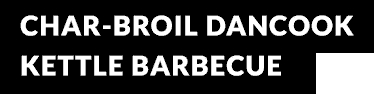 char-broil dancook kettle barbecue