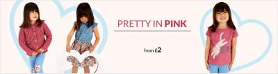 Girls Pretty in Pink