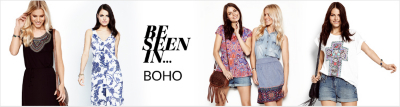 Be Seen In...BOHO