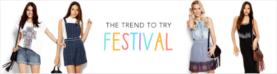 The Trend to Try - Festival