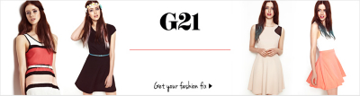 G-21 Pretty in Pastel