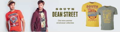 South Dean Street - New Streetwear Collection