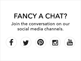 Discover our social media pages including Instagram and Facebook now