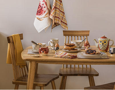 Be inspired by the loveliness of the outdoors with Woodshed, designed by George.com