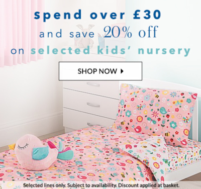 Create their very first nursery with our range of furniture at George.com