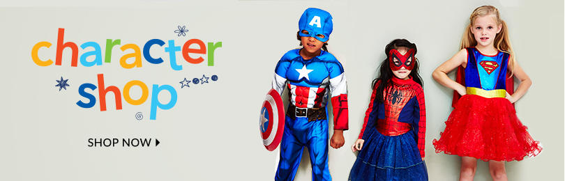 Shop our fancy dress and characters range at George.com