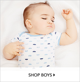 Shop baby boy clothes at George.com