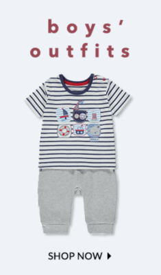 Shop new boys' clothing at George.com