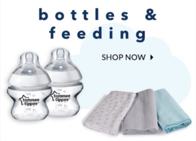 It's feeding time! Find everything you need to fill up hungry tummies at George.com