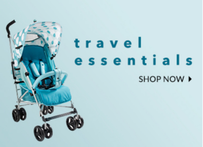 Shop baby travel essentials at George.com