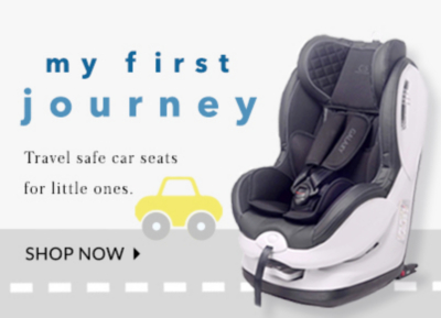 Travel comfortably with our baby car seats at George.com