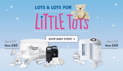 Find baby essentials at amazing prices at George.com