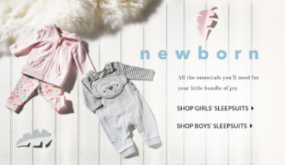 Ensure your little one is snug as a bear hug with our gorgeous range of sleepsuits at George.com