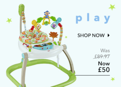 Learn and play with our baby toys collection at George.com