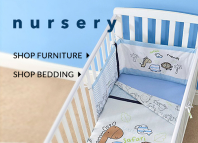 Build your dream nursery at George.com