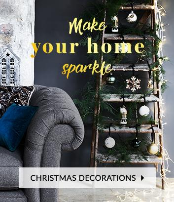 Make this Xmas one to remember with our gorgeous decorations at George.com