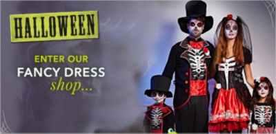 Shop for the coolest Halloween 2016 men's, women's and kids outfits now at George at Asda