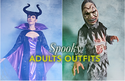Get your men's and women's Halloween costumes for 2016 in one place. We've got witches, vampires, pirates and skeletons ready for a scary spooktacular