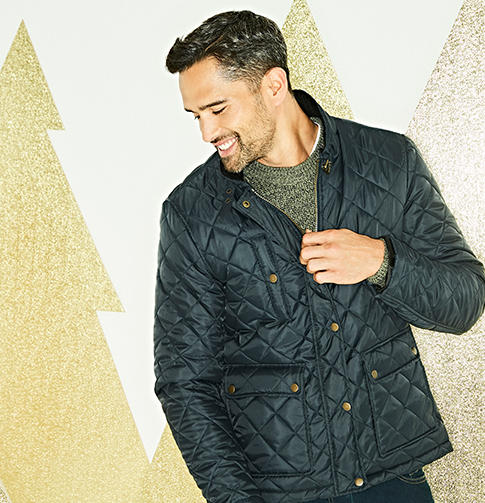 Looking for those winter clothing essentials? Discover all the best bits from our menswear collection at George.com