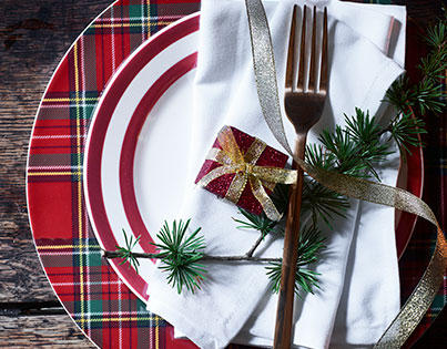 Be the hostess with the mostest this Christmas and get inspired with these gorgeous table settings at George.com