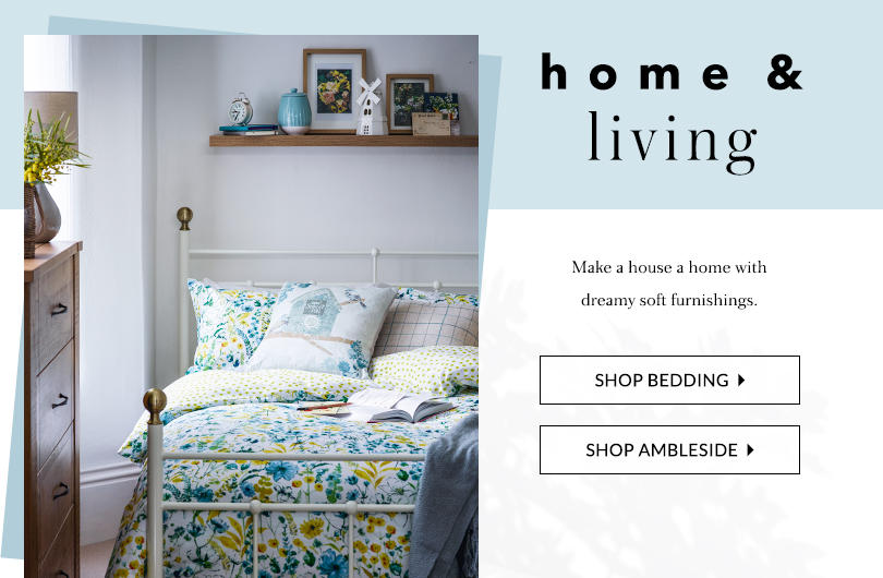Find gorgeous bedding for your dream home at George.com