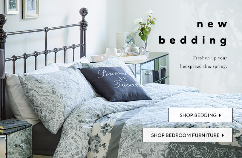 Get cosy with stylish bedding at George.com