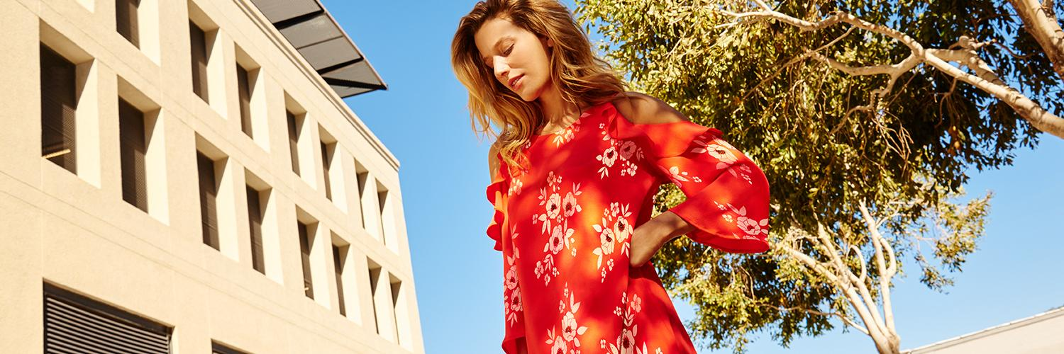 Discover our spring collection featuring the latest trends and must-have looks, only at George.com