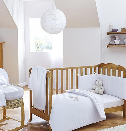 Welcome your little one into the big wide world with our baby essentials checklist at George.com